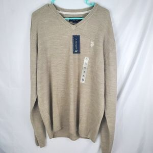 NWT US Polo mens sweater